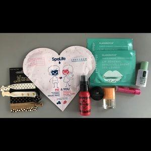 Miscellaneous Beauty & Skincare Lot